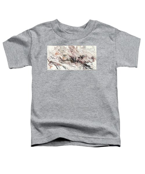 Toddler T-Shirt featuring the painting Serene by Joanne Smoley