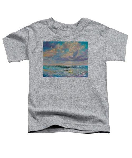 Serene Sea Toddler T-Shirt