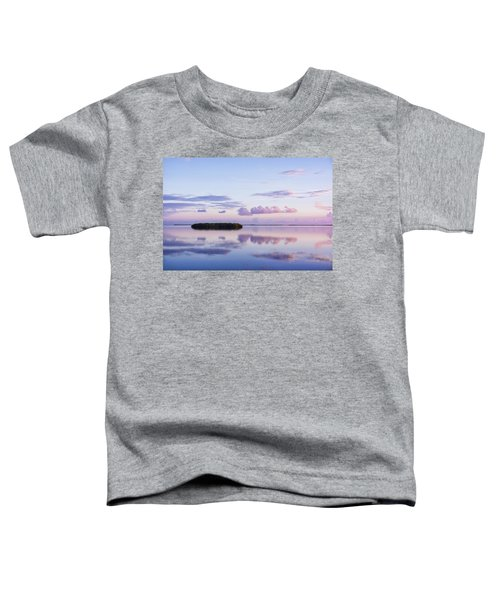 Serenity At Sunrise Toddler T-Shirt