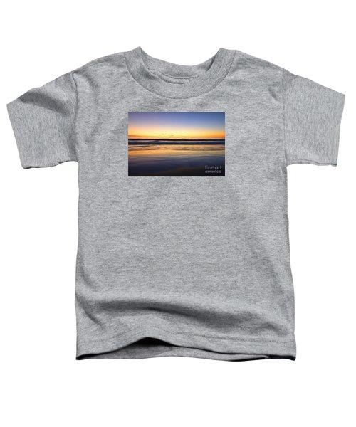 Serenity Sunset Toddler T-Shirt