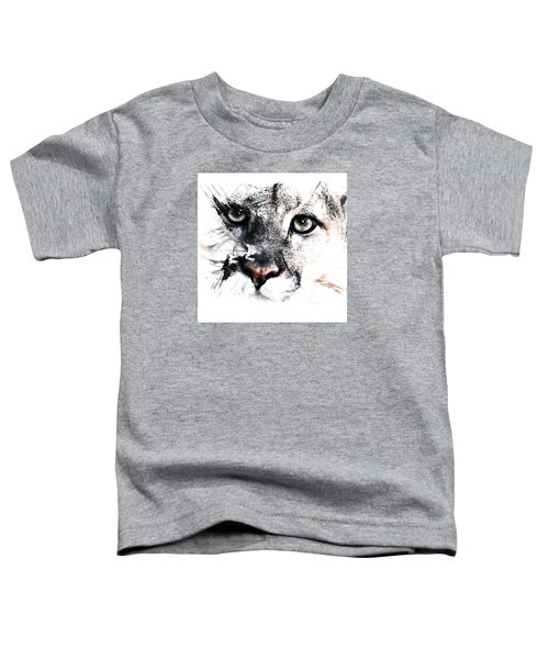 Seriously Cougar Toddler T-Shirt
