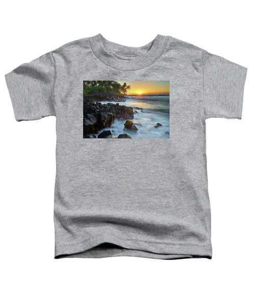 Setting Sun At Lyman's Toddler T-Shirt