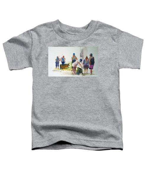 Setting Up Toddler T-Shirt