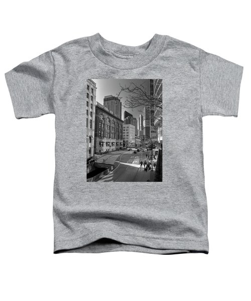 Shades Of The City Toddler T-Shirt
