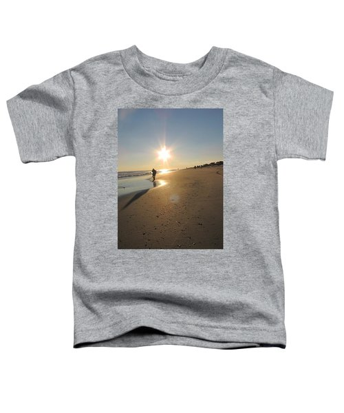 Shadow In The Sun Toddler T-Shirt
