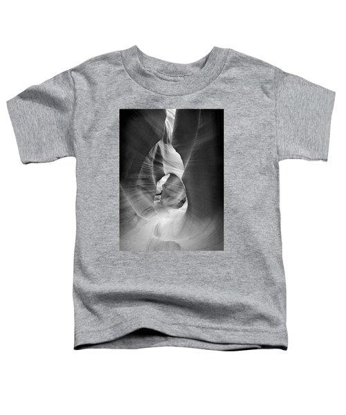Shadows In Antelope Canyon Toddler T-Shirt