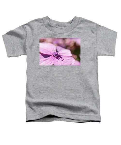 Shadows In Pink Toddler T-Shirt