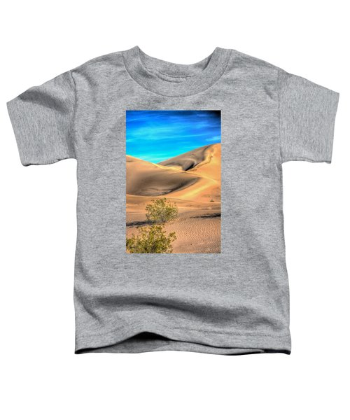 Shadows In The Sand Toddler T-Shirt