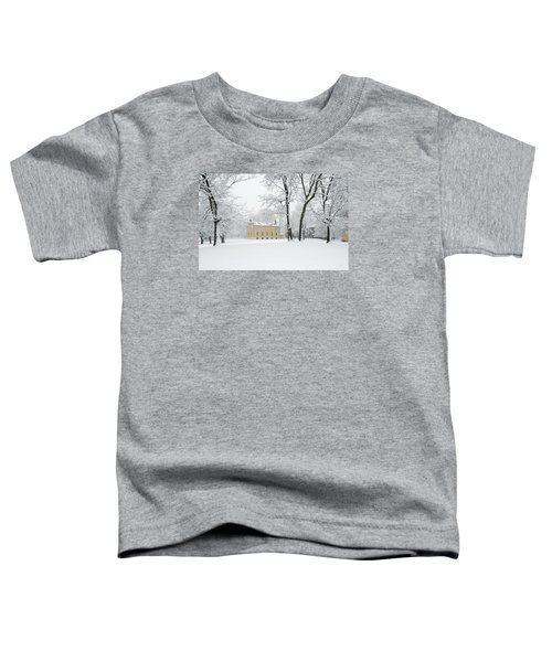 Shaker Winter Toddler T-Shirt