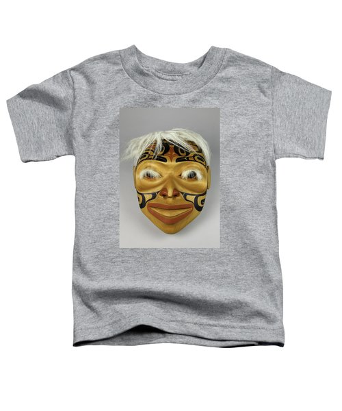 Shaman's Mask Toddler T-Shirt