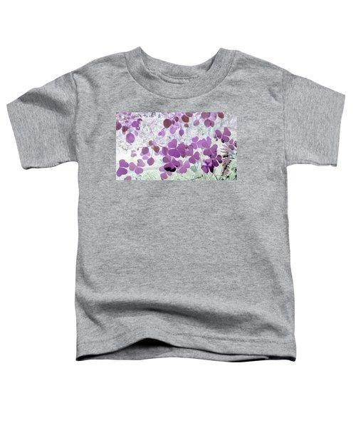 shamrocks #2A Toddler T-Shirt