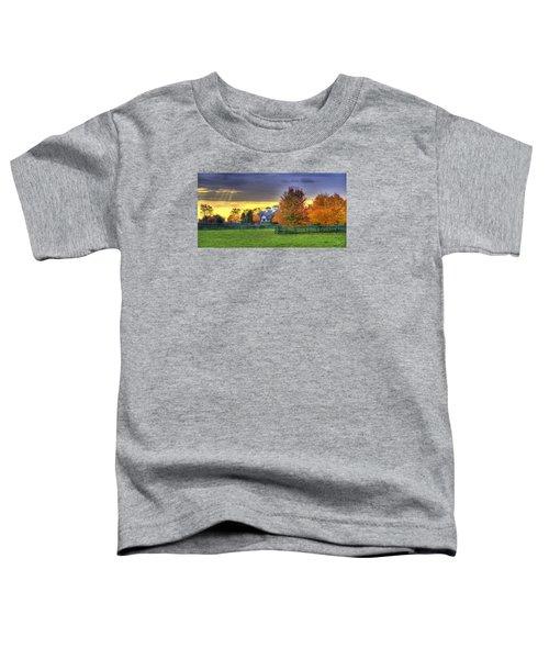 Shawanee Barn Toddler T-Shirt