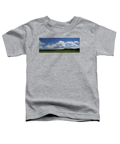 Shawmut Sky Toddler T-Shirt