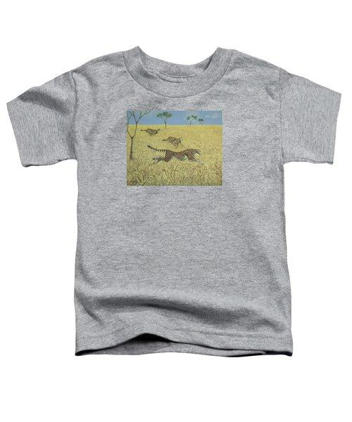 Sheer Speed Toddler T-Shirt by Pat Scott