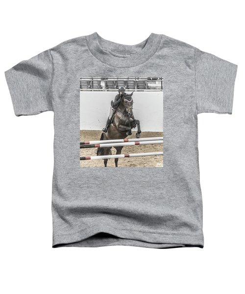 Sheer Will Toddler T-Shirt