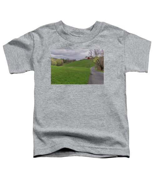 Shelburne Country Road Toddler T-Shirt