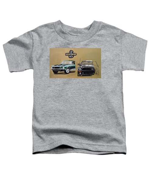 Shelby 40th Anniversary Toddler T-Shirt