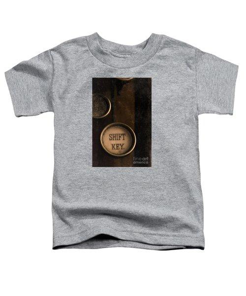 Shift Key Toddler T-Shirt