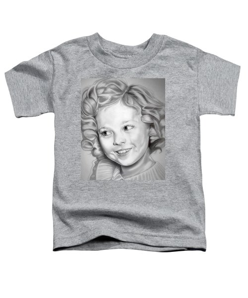 Shirley Temple Toddler T-Shirt