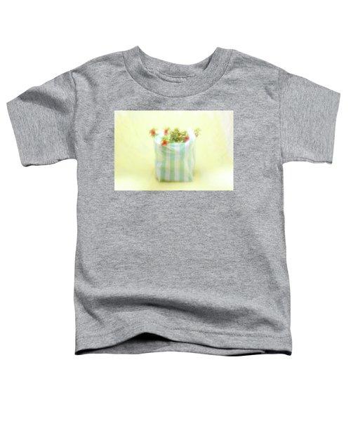 Shopping Bag Toddler T-Shirt