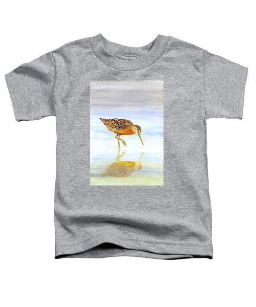 Short-billed Dowitcher Toddler T-Shirt