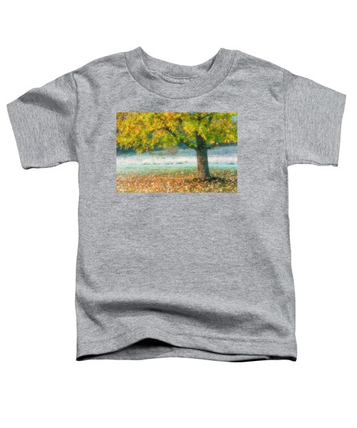 Showing Off Toddler T-Shirt