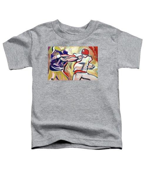 Side Arm Uga Toddler T-Shirt