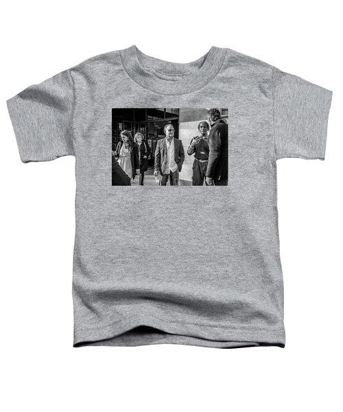 Sidewalk Circulation Toddler T-Shirt