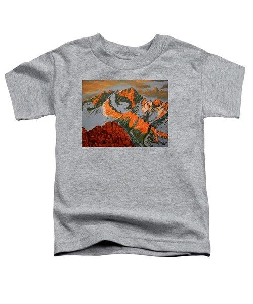 Sierra's Toddler T-Shirt