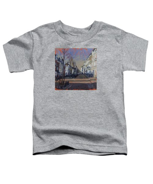 Silence Before The Storm Toddler T-Shirt by Nop Briex