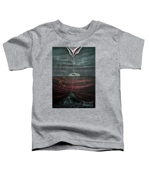 Silent Echo Toddler T-Shirt