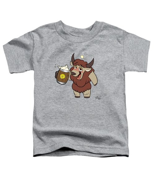 Silly Yak The Celiac Toddler T-Shirt