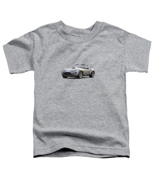 Silver Ac Cobra Toddler T-Shirt