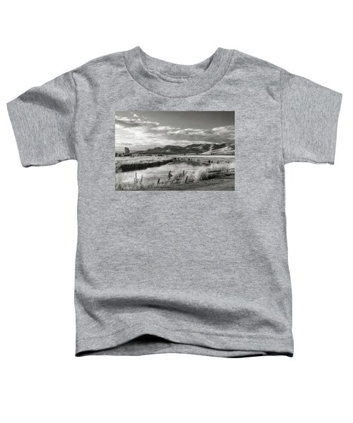 Silver Creek Toddler T-Shirt
