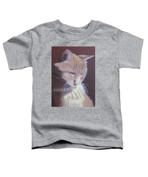 Simba, Best Cat. Toddler T-Shirt