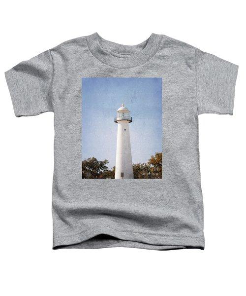 Simply Lighthouse Toddler T-Shirt
