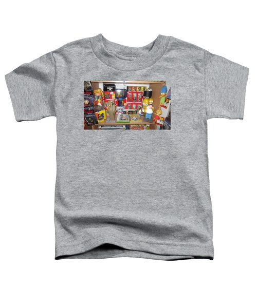 Simpsons Toddler T-Shirt