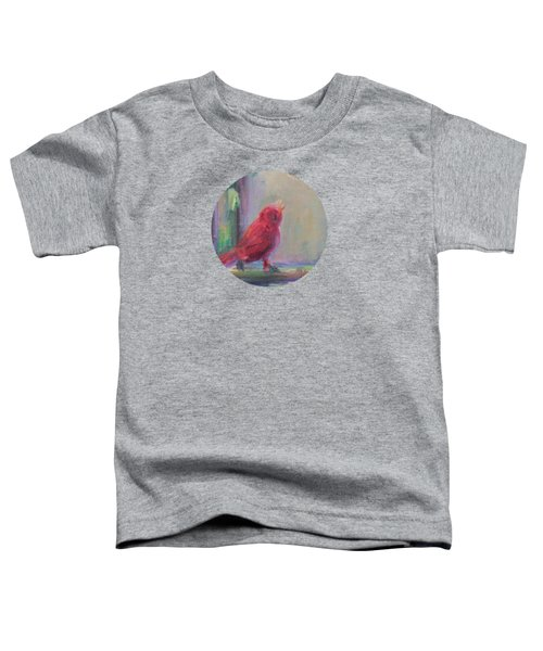 Sing Little Bird Toddler T-Shirt