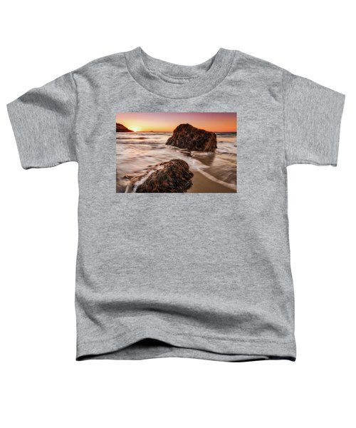 Singing Water, Singing Beach Toddler T-Shirt