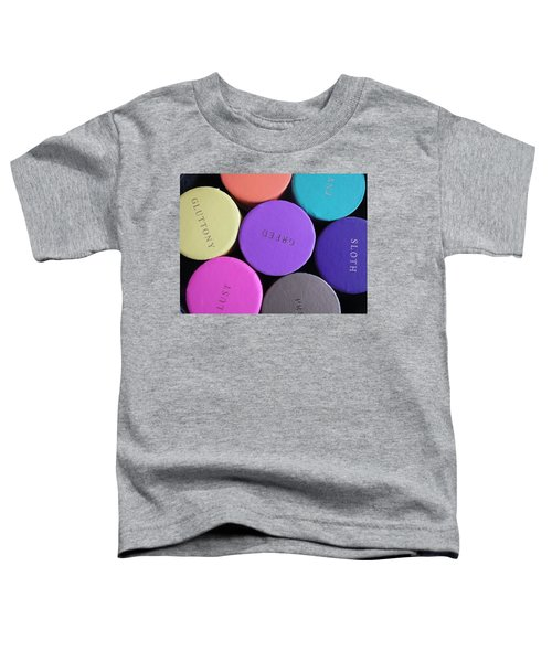 Sinner Toddler T-Shirt