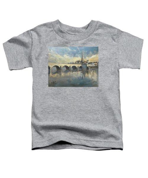 Sint Servaas Bridge Maastricht Toddler T-Shirt