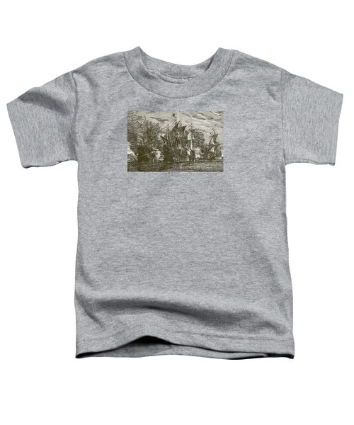 Sir Andrew Wood's Victory Toddler T-Shirt