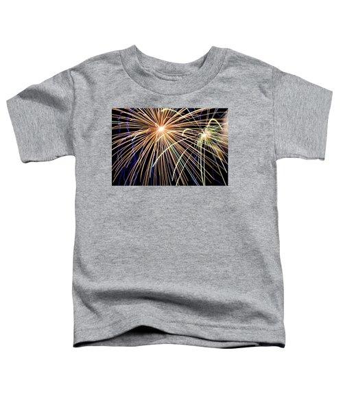 Sister Bay Fireworks Toddler T-Shirt