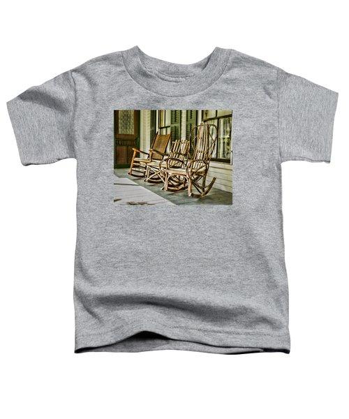 Sit A Spell Toddler T-Shirt
