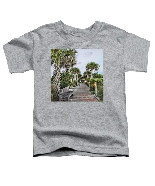 Sit N Relax Toddler T-Shirt