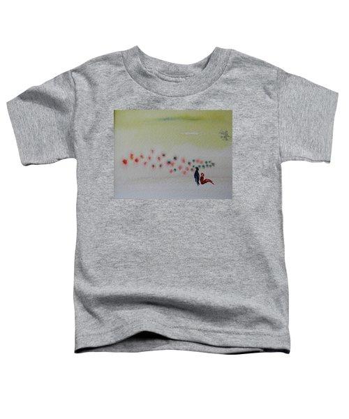 Six Seasons Dance Four Toddler T-Shirt