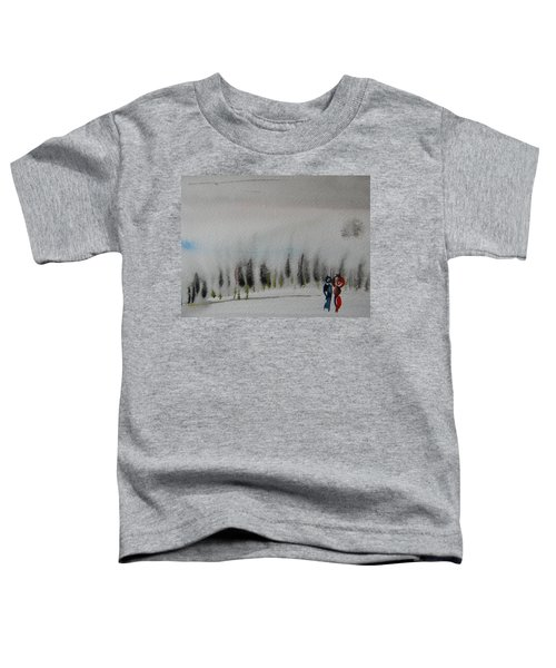Six Seasons Dance Three Toddler T-Shirt