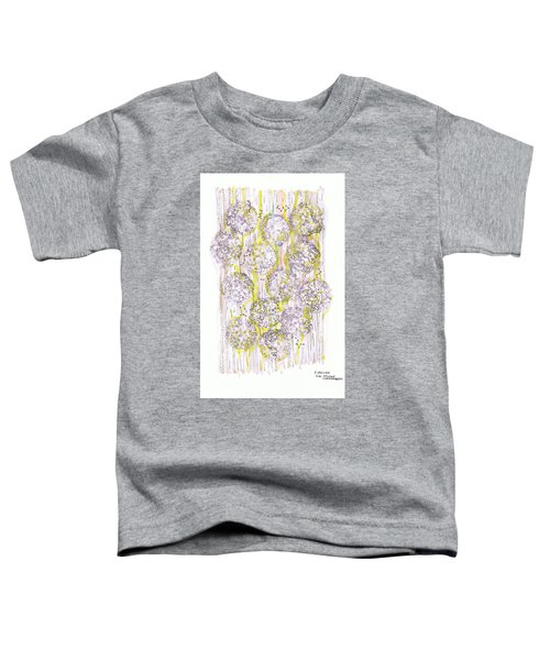 Size Exclusion Chromatography Toddler T-Shirt