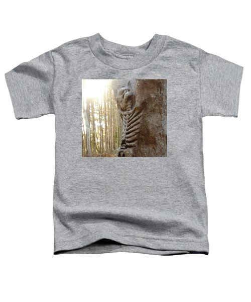 Skeleton Tree Toddler T-Shirt