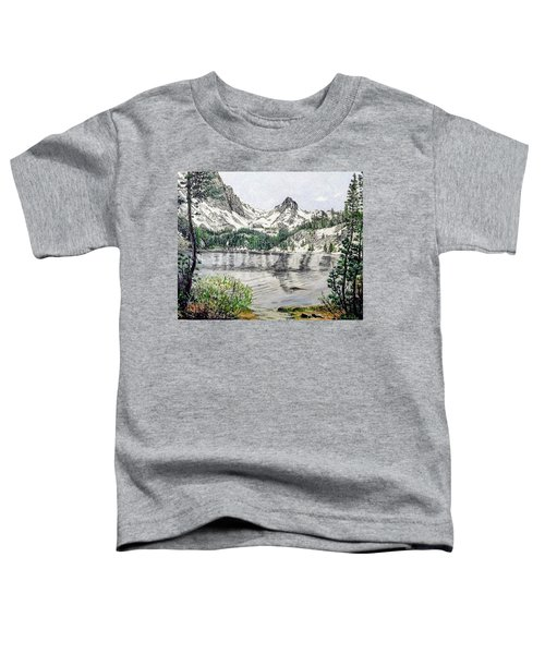 Skelton Lake Toddler T-Shirt
